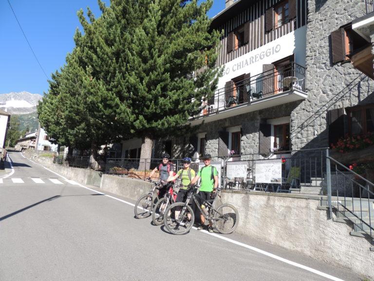 Hotel Chiareggio