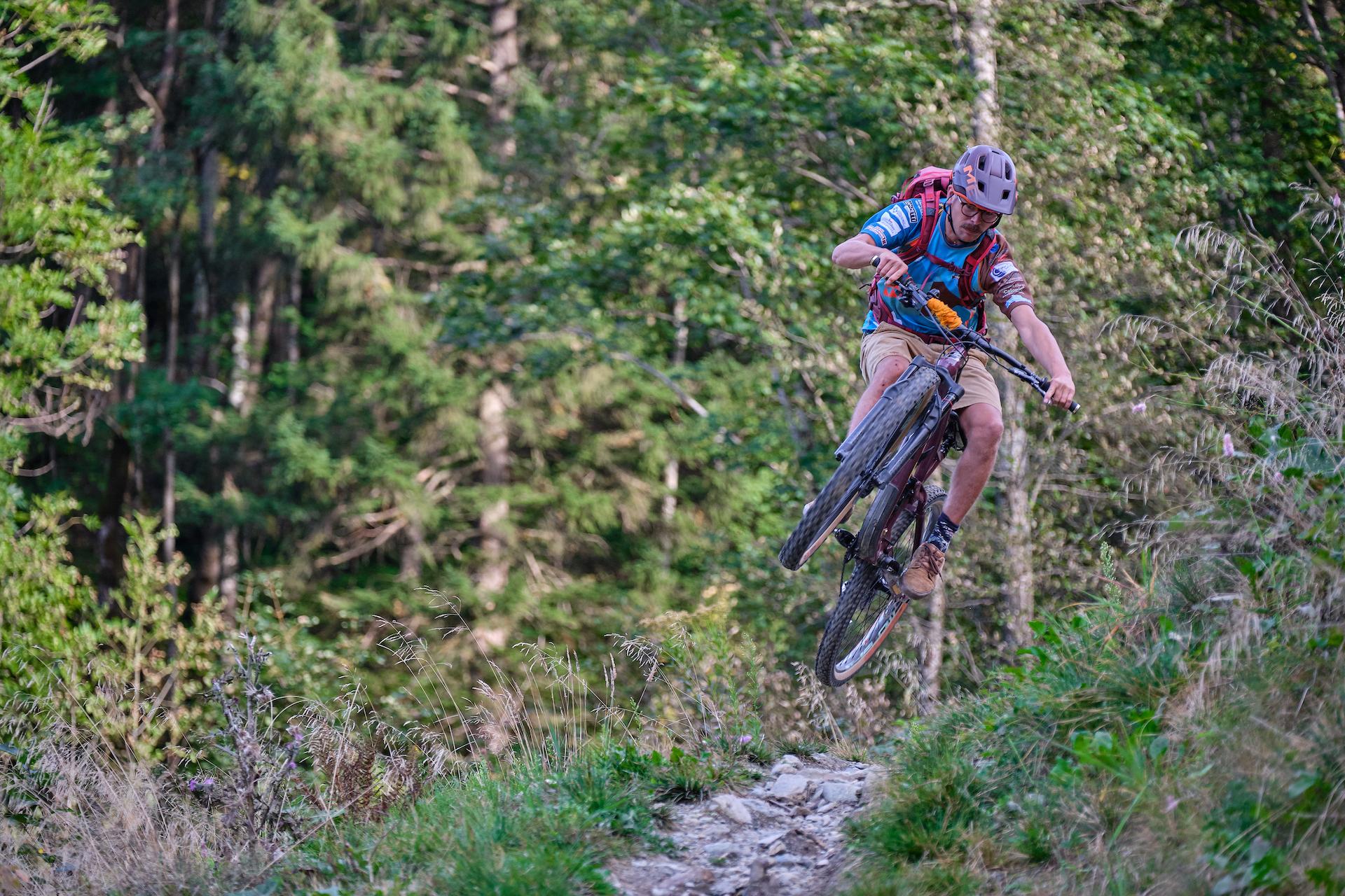 Trail delle Valli Caspoggio