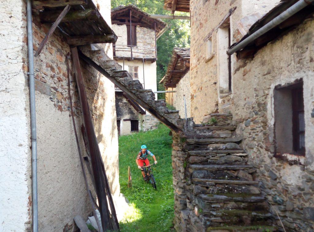 Percorso MTB Trail di Gian